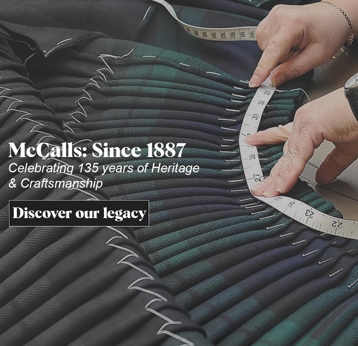 McCalls Pride Range