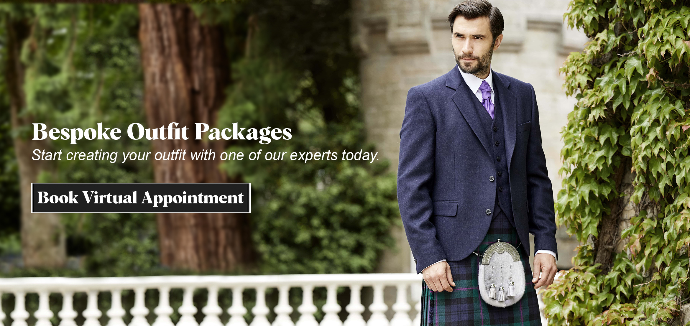 Bespoke Outfit Packages