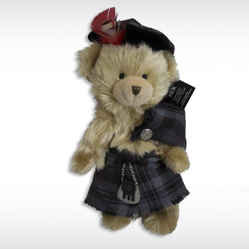 Silver Pride Bear Highlander
