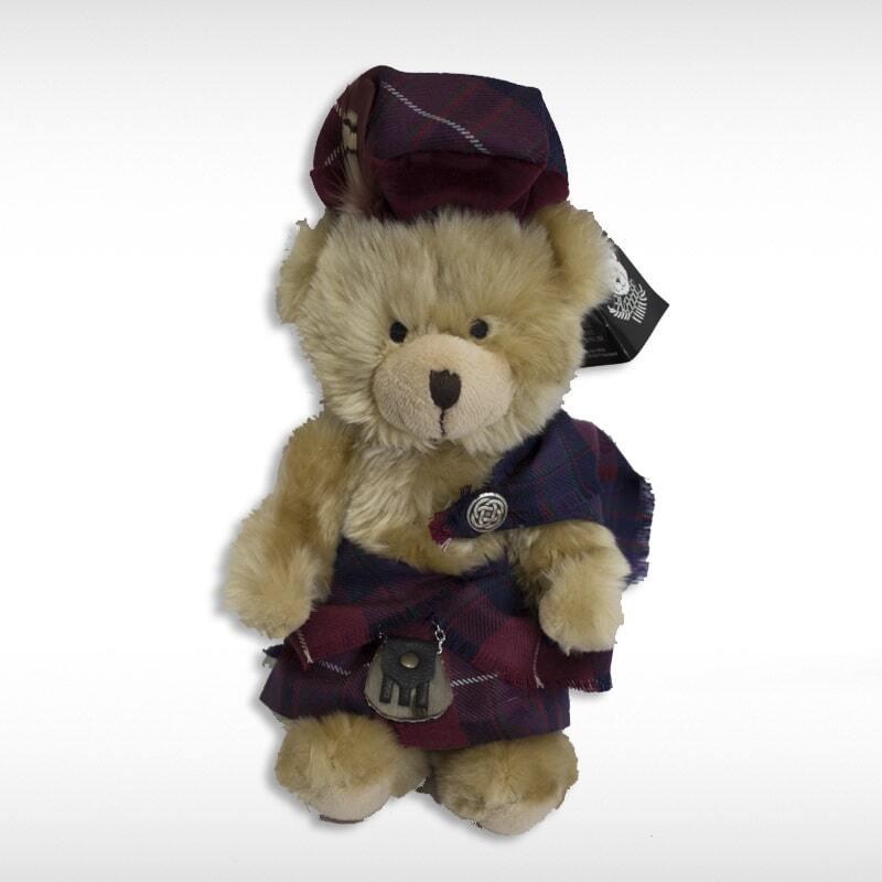 Autumn Pride Bear Highlander