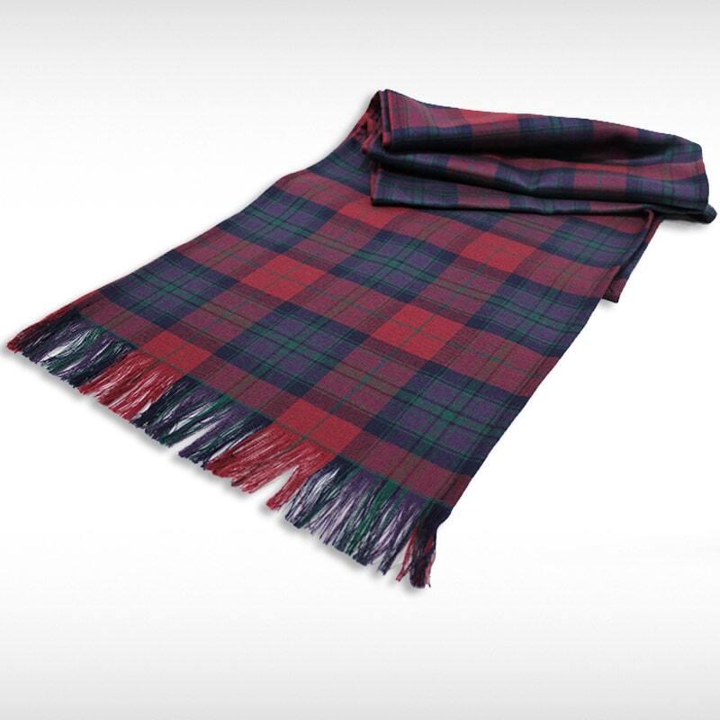 Autumn Pride Wool Sash
