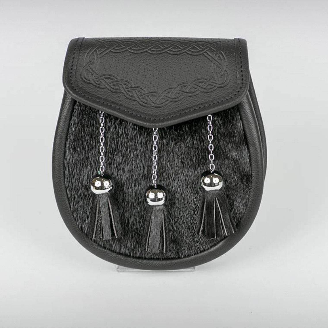 Celtic Design Semi Dress Sporran
