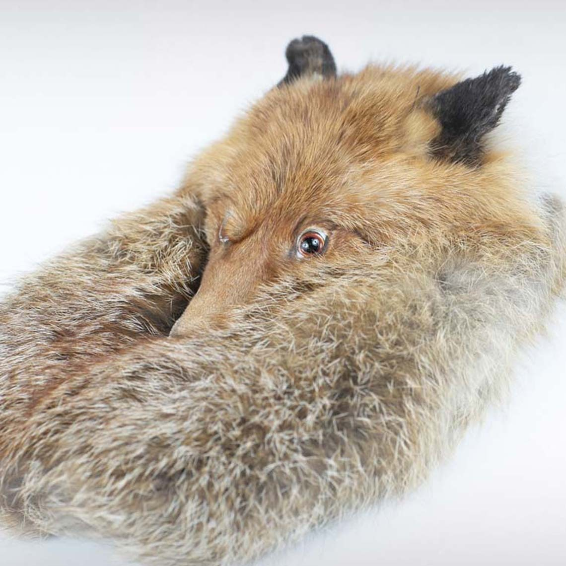 Fox Mask Sporran