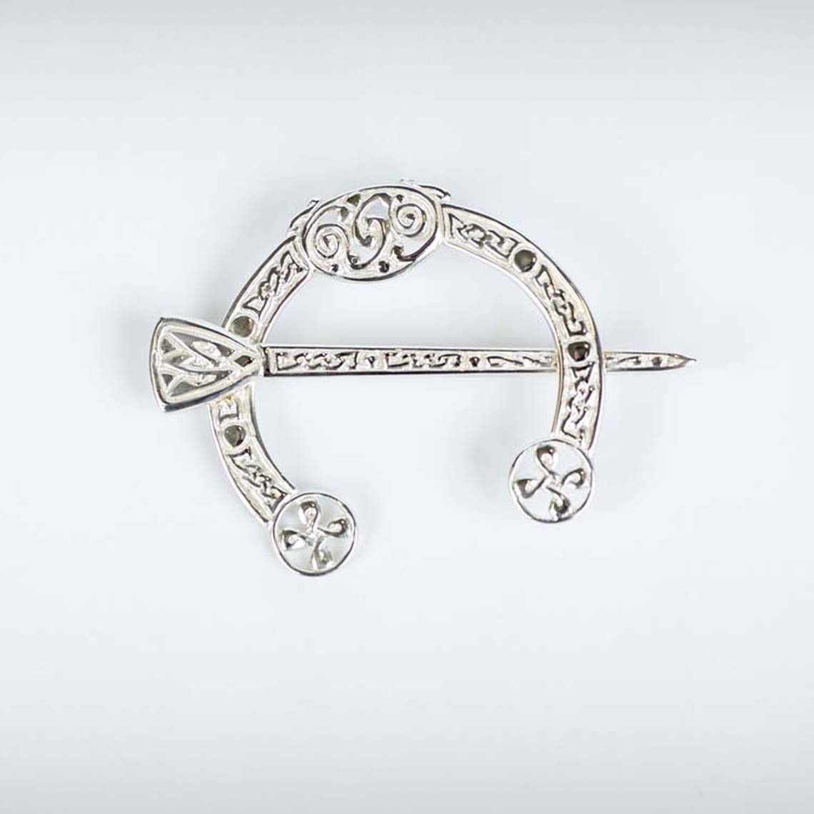 Celtic Pennanular Brooch