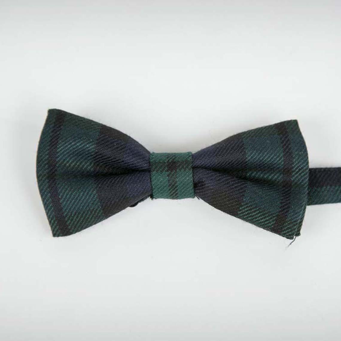 Black Watch Bow Tie