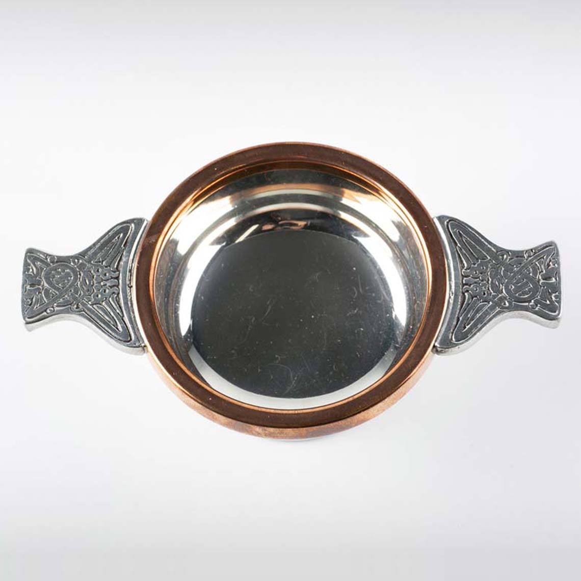 Copper Rim Quaich