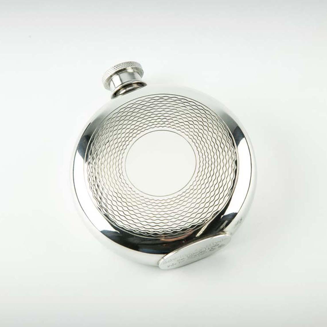 Basket Weave Sporran Flask
