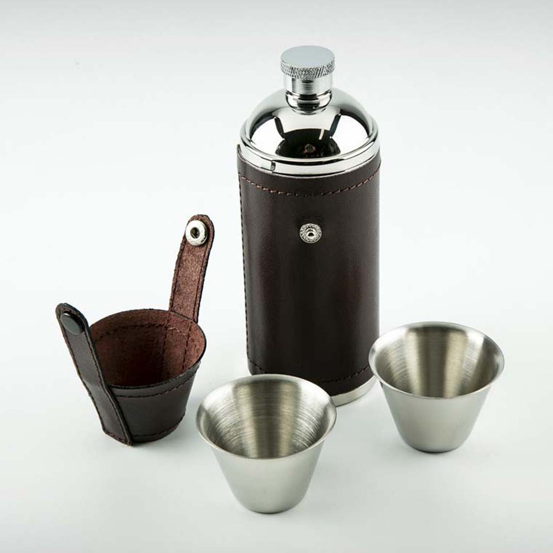 Funnel Flask & Cups