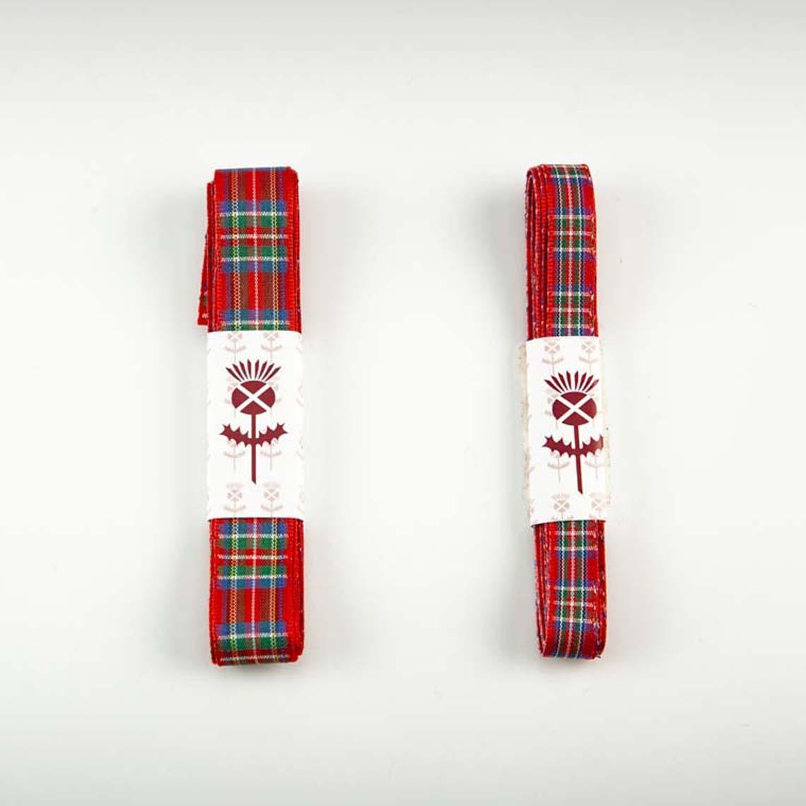 Royal Stewart Tartan Ribbon