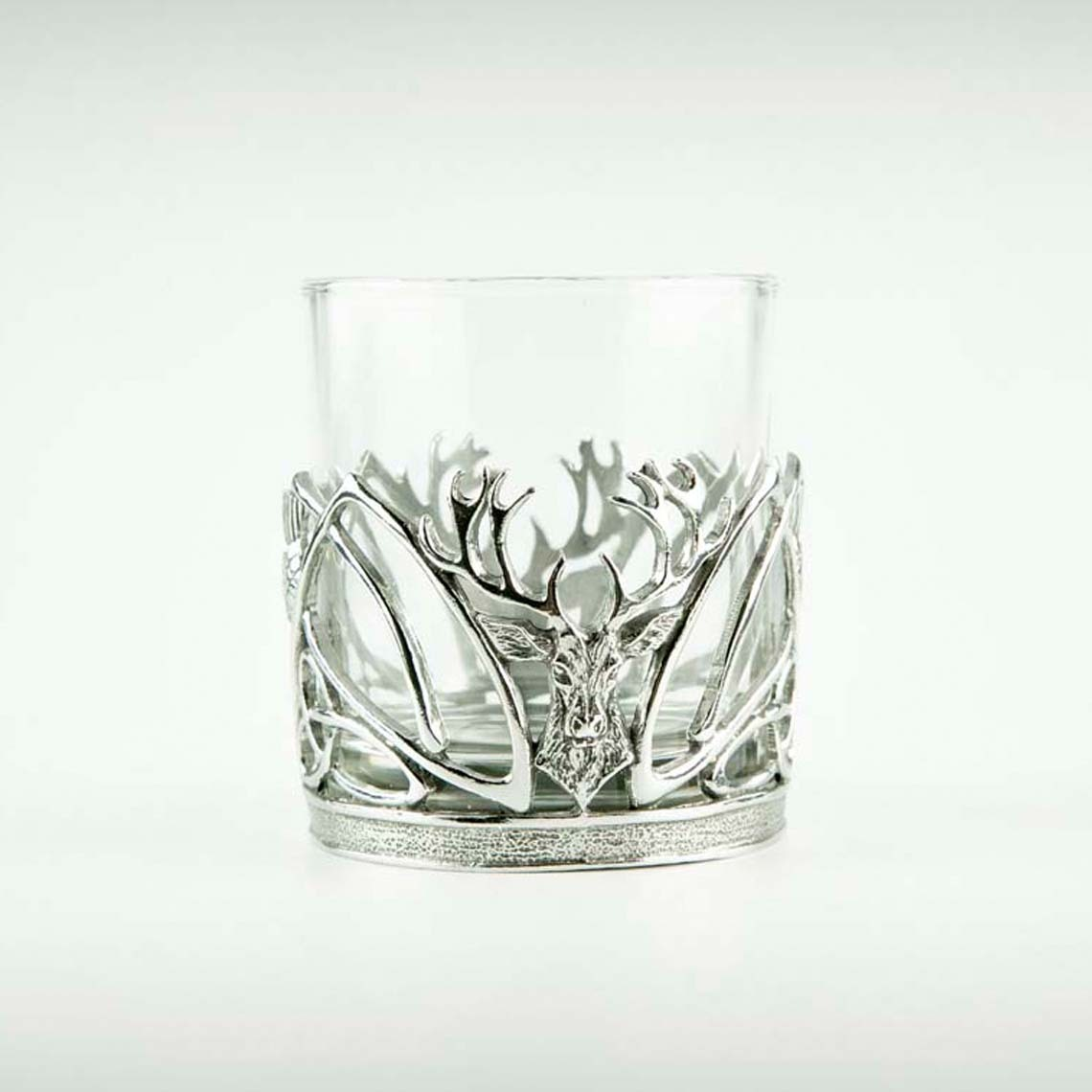 Stag & Thistle Tumbler