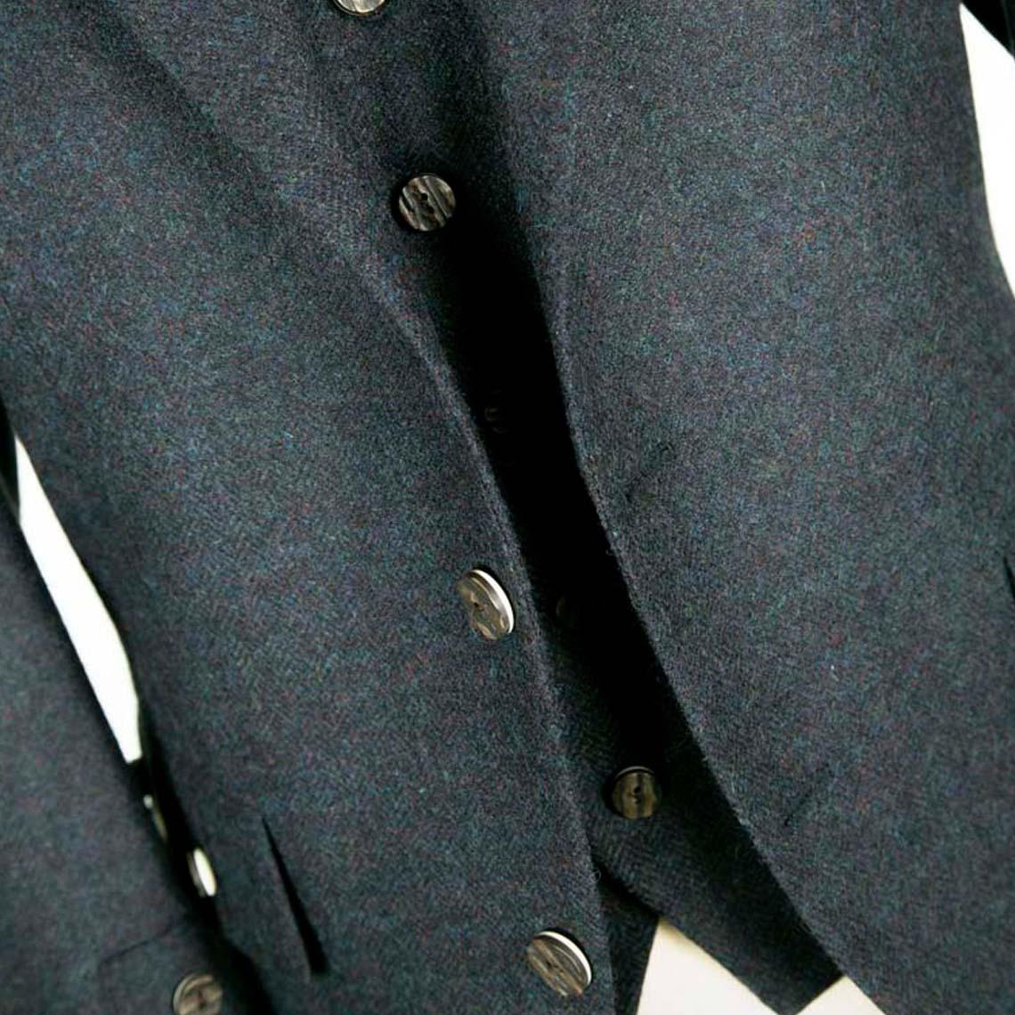 Navy Crail Jacket & Waistcoat