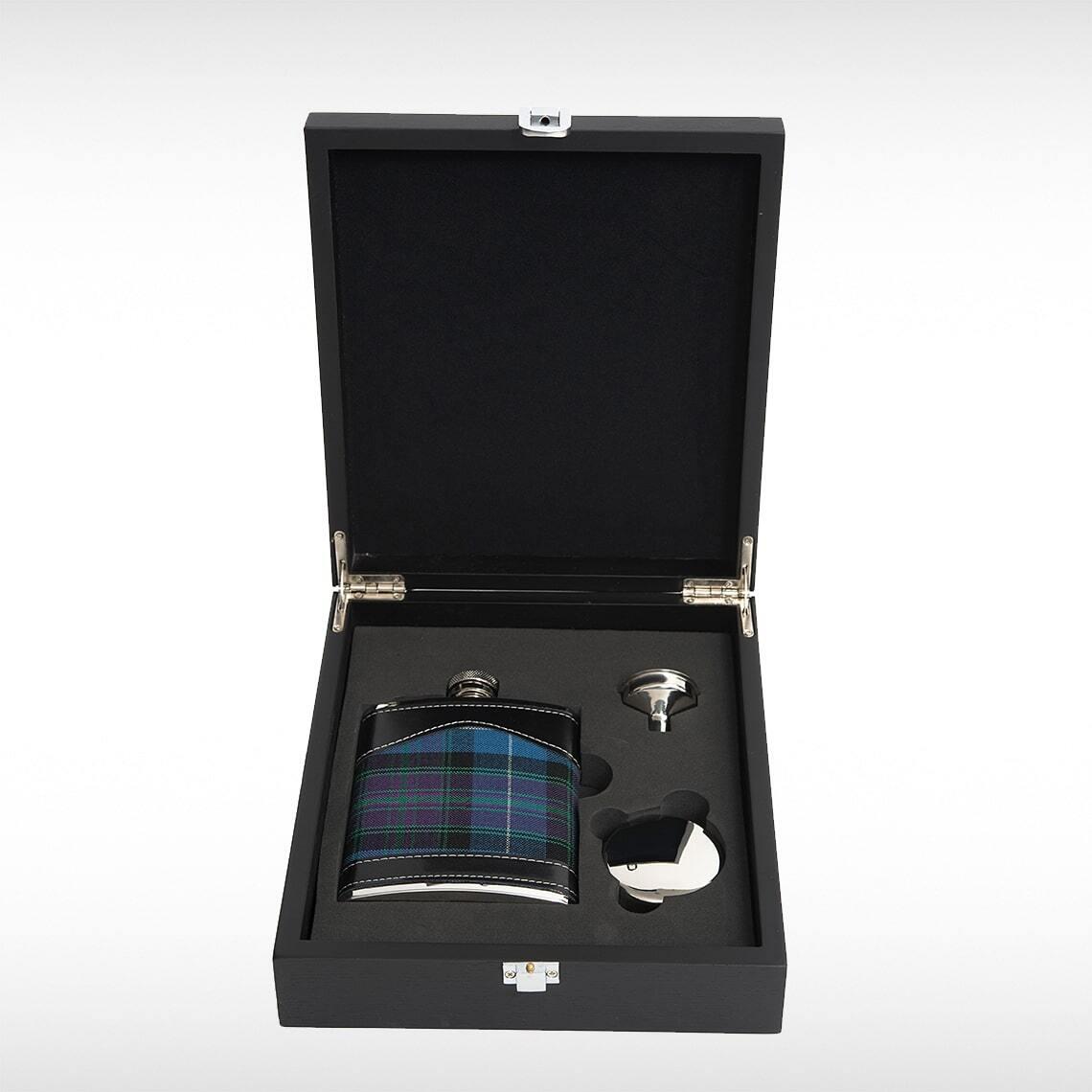 Ancient Pride Hip Flask Set