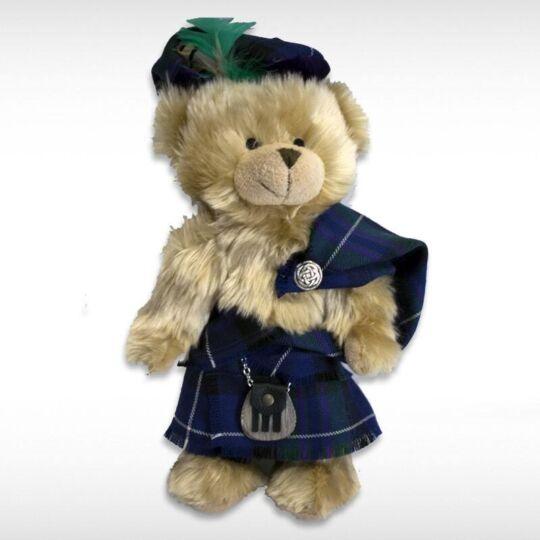 Highland Pride Bear Highlander