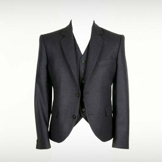 Navy Contemporary Jacket & Waistcoat