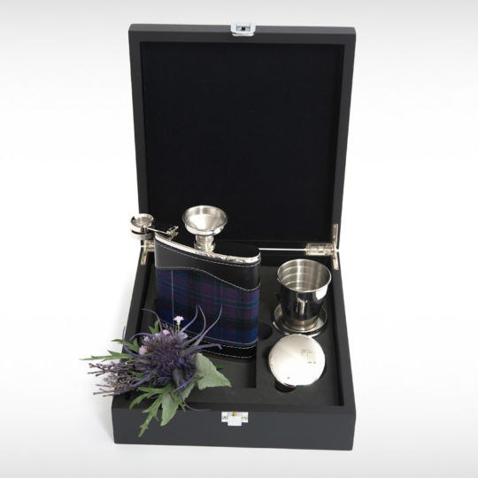 Modern Pride Hip Flask Set