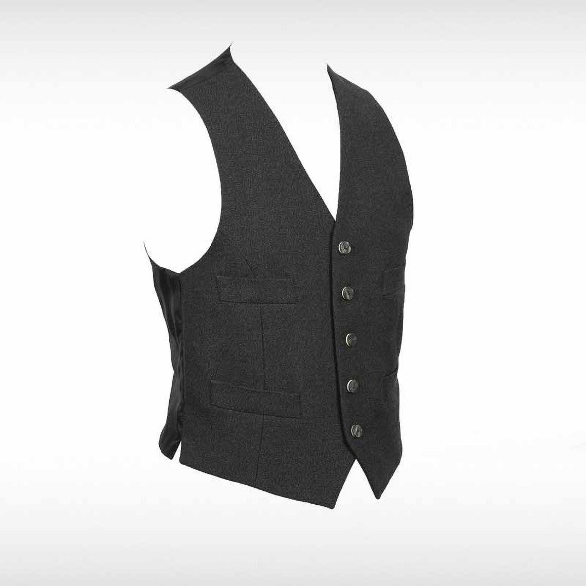 Charcoal Argyll Jacket & Waistcoat