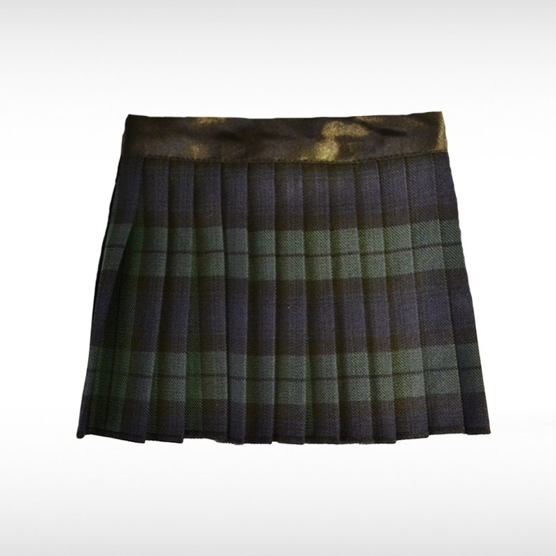 Blackwatch Tartan Baby Kilt