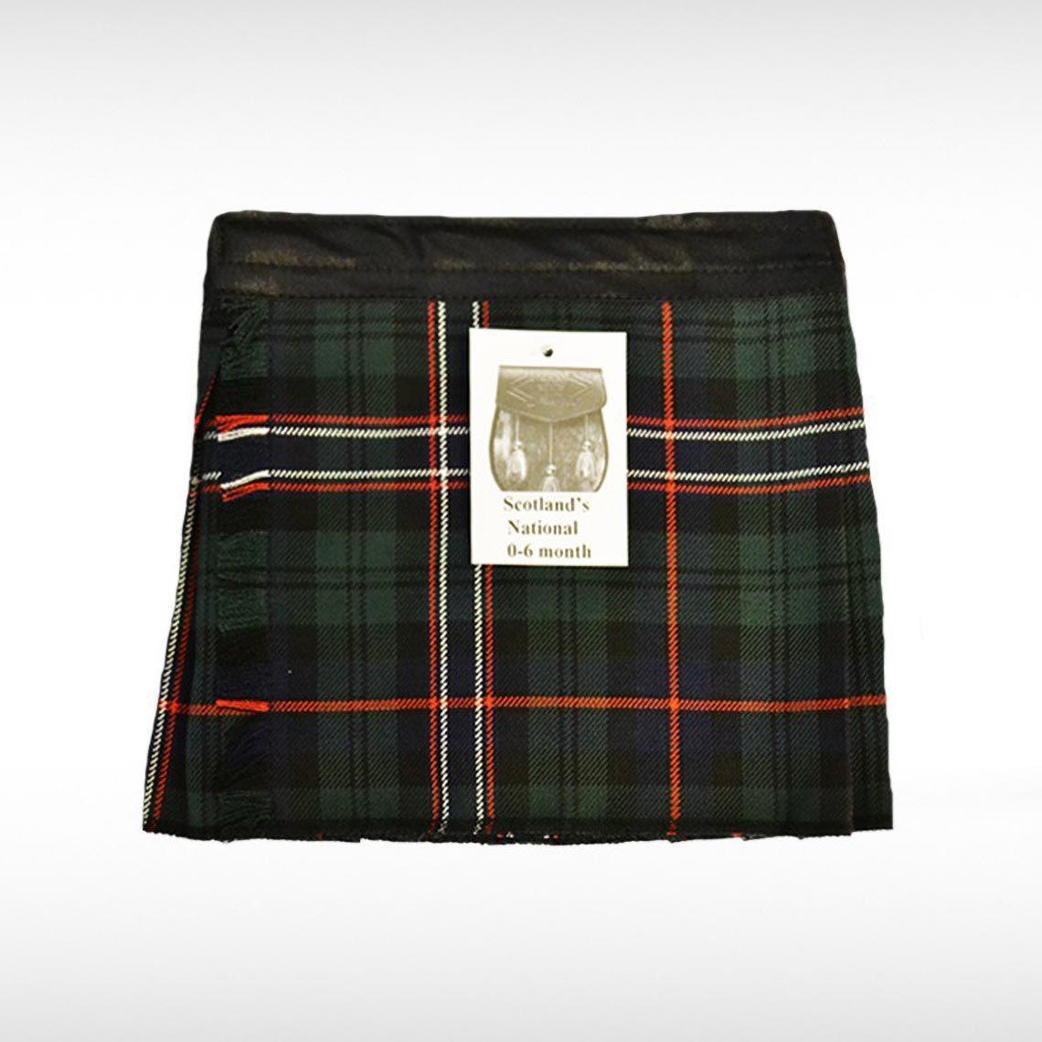 Scotland's National Tartan Baby Kilt