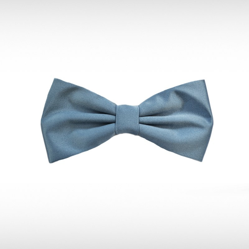Ancient Blue Bow Tie