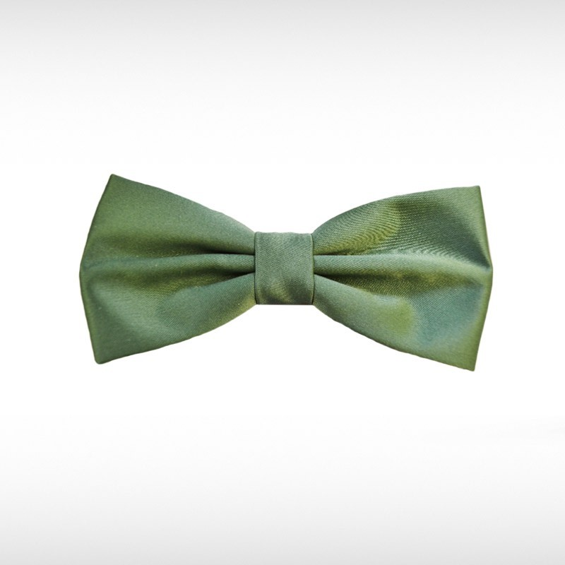 Ancient Green Bow Tie