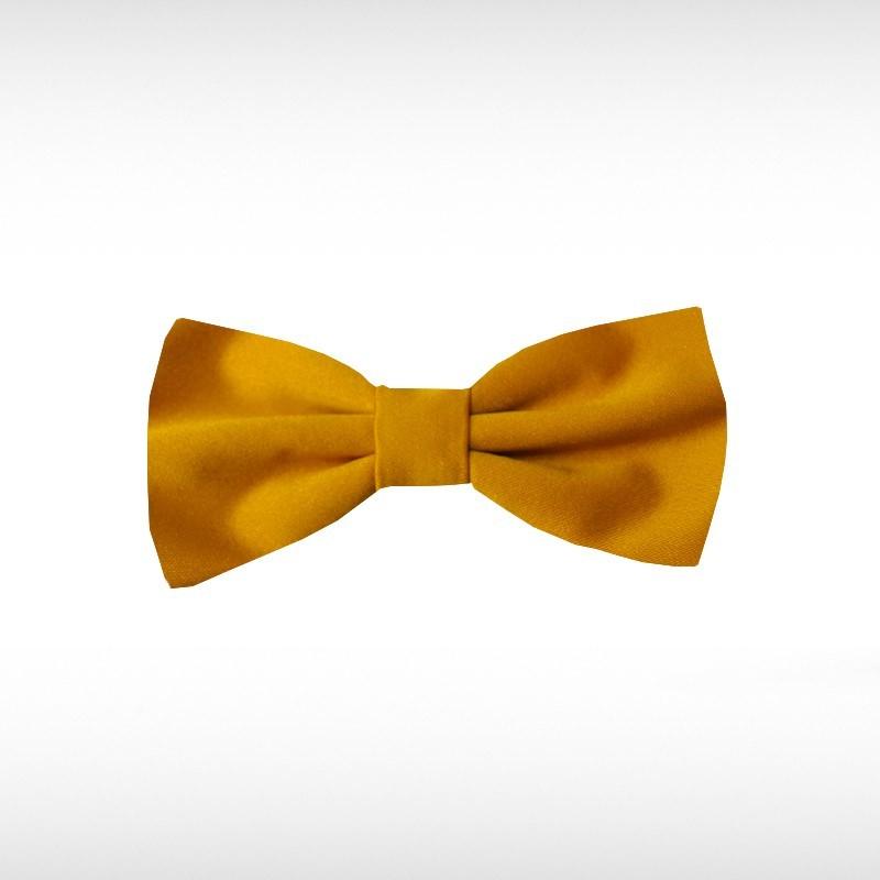 Burnt Orange Bow Tie