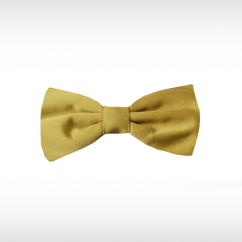 Champagne Bow Tie