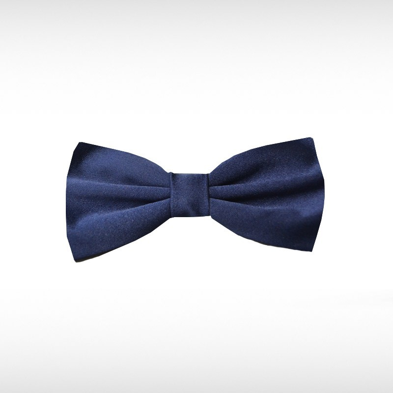 French Navy Bow Tie