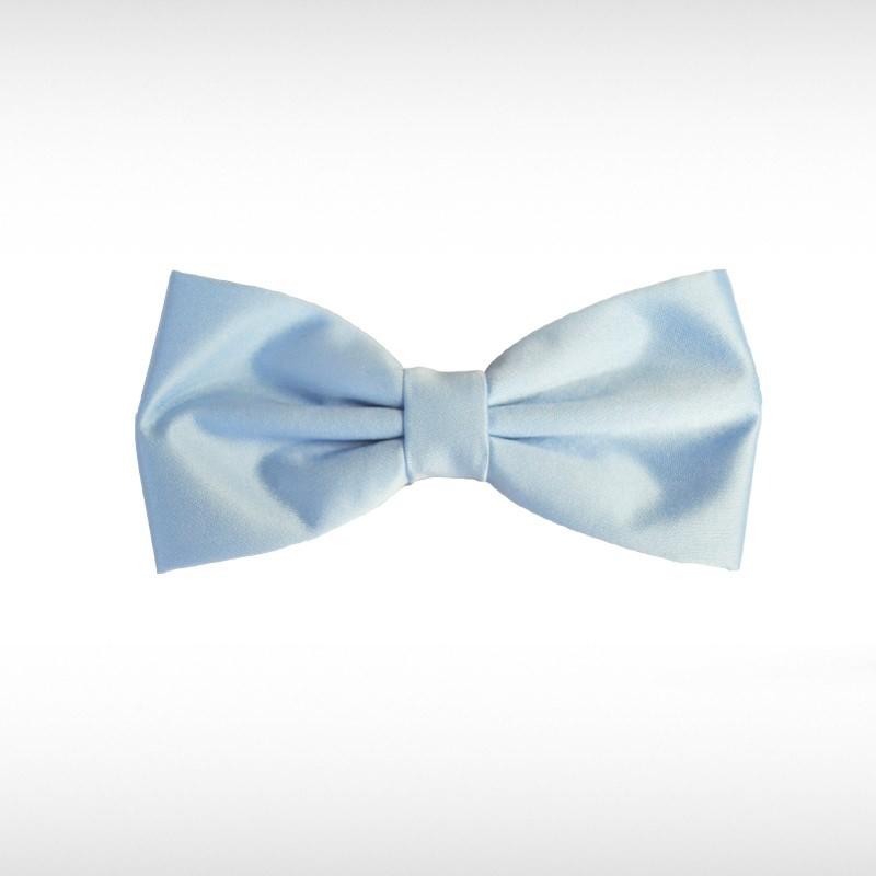 Pastel Blue Bow Tie