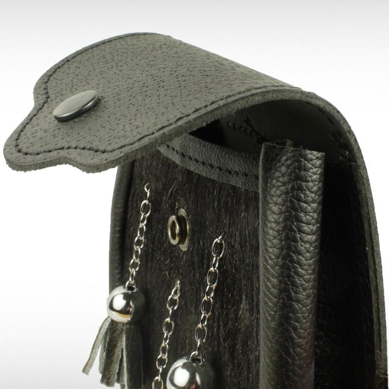 Black Pony Sporran
