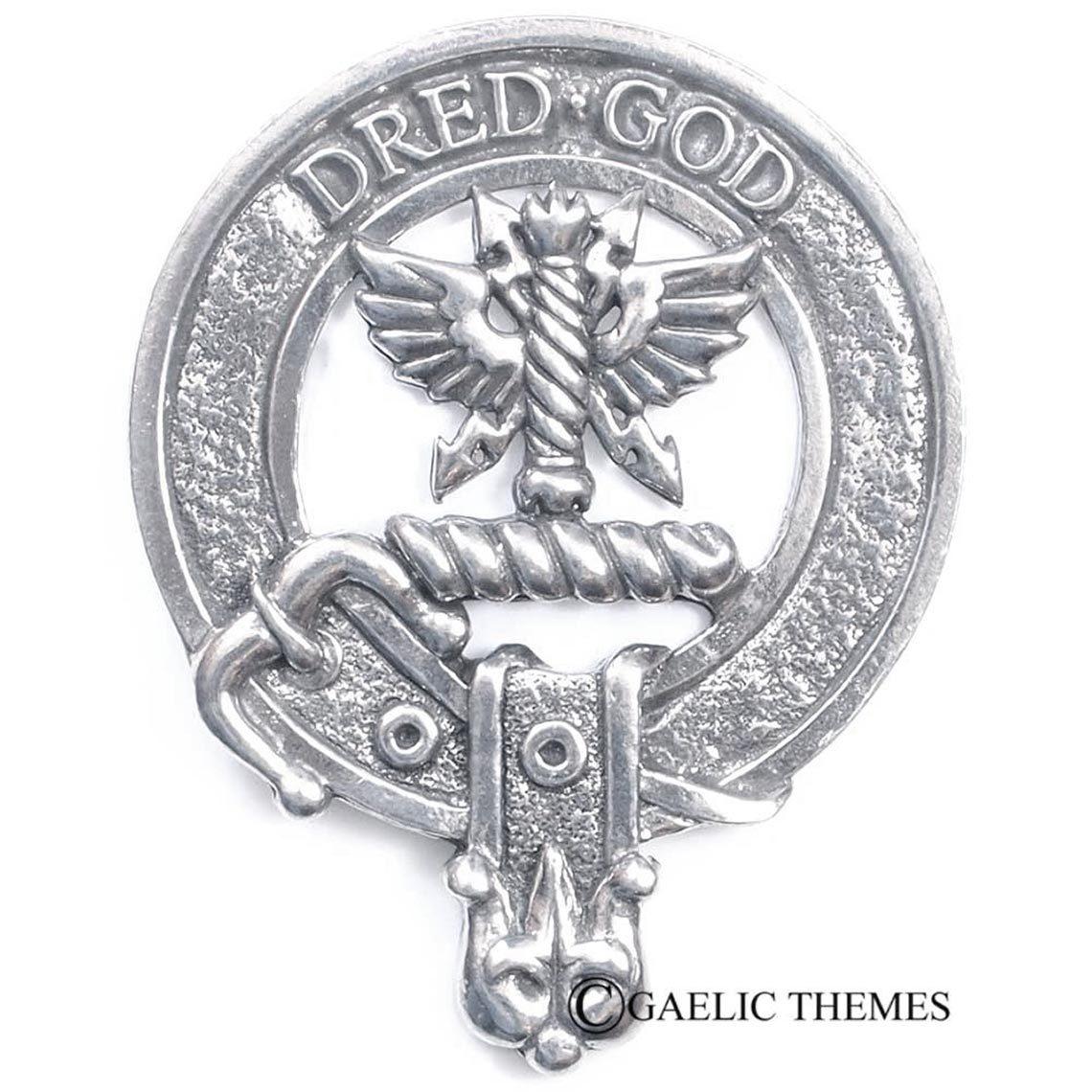 Carnegie Clan Badge
