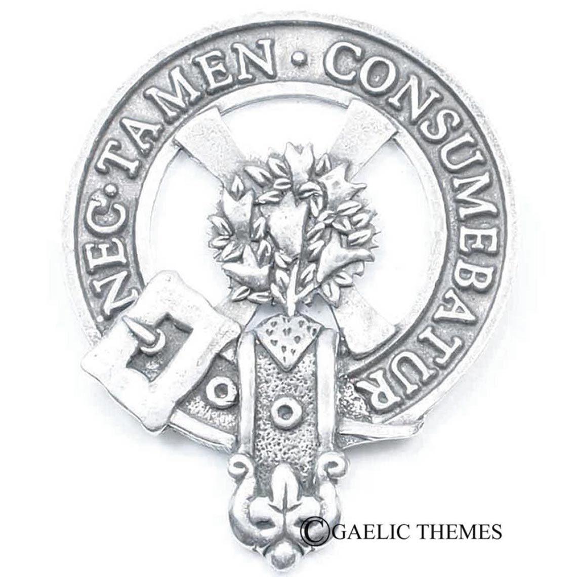 Clergy Clan Badge
