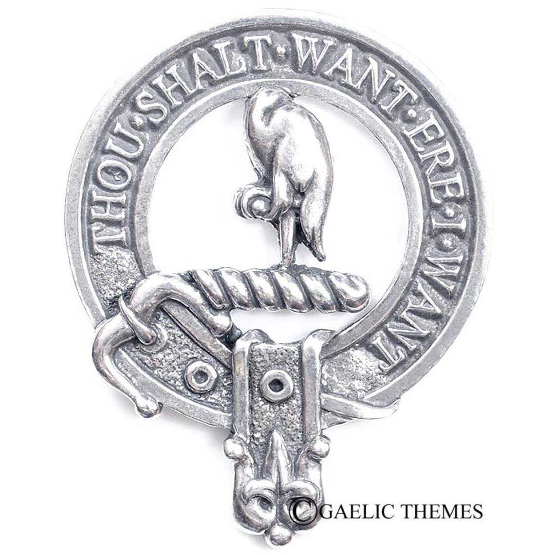 Cranstoun Clan Badge