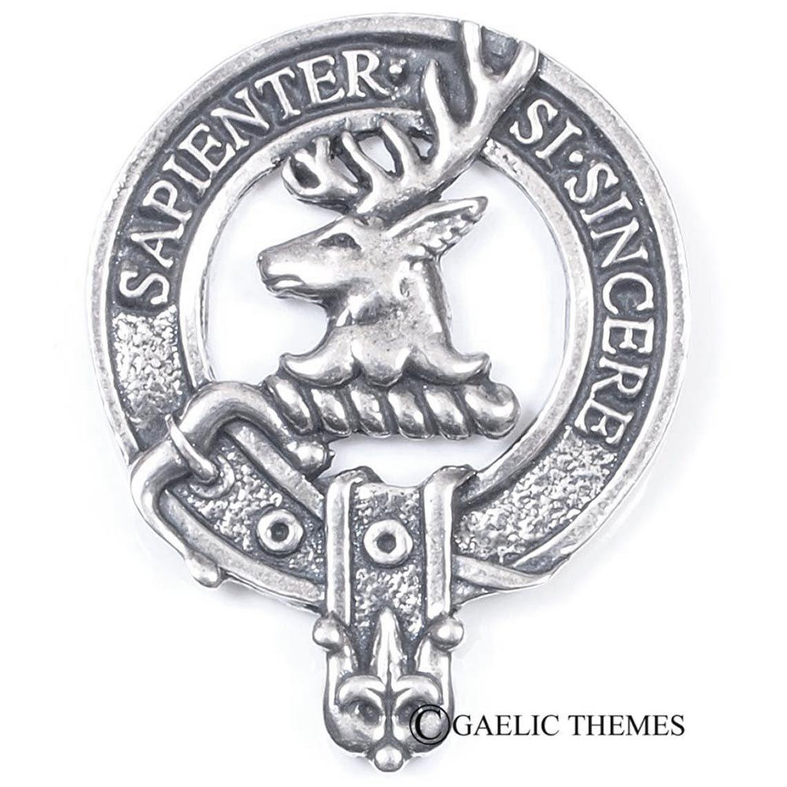 Davidson Clan Badge