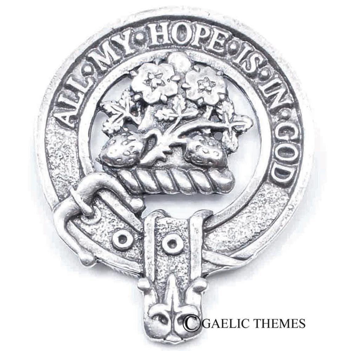 Fraser Clan Badge
