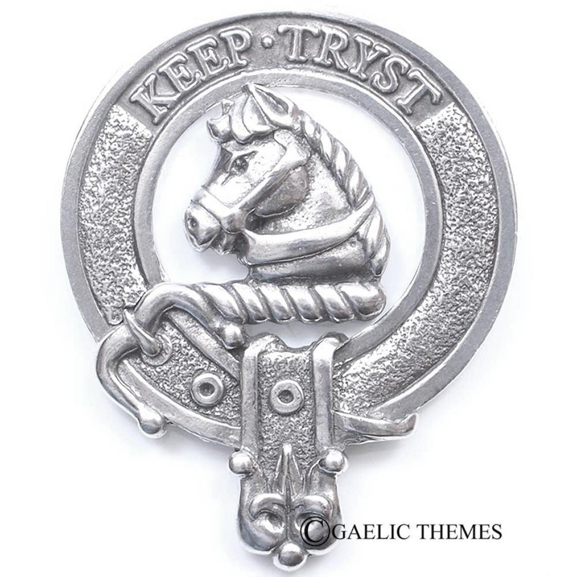 Hepburn Clan Badge