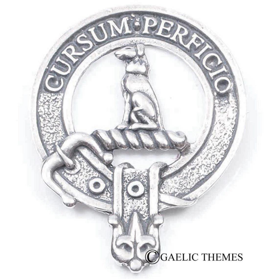 Hunter Clan Badge
