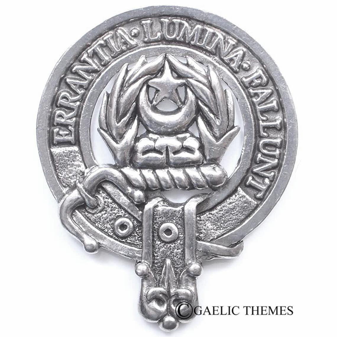 Kinnaird Clan Badge