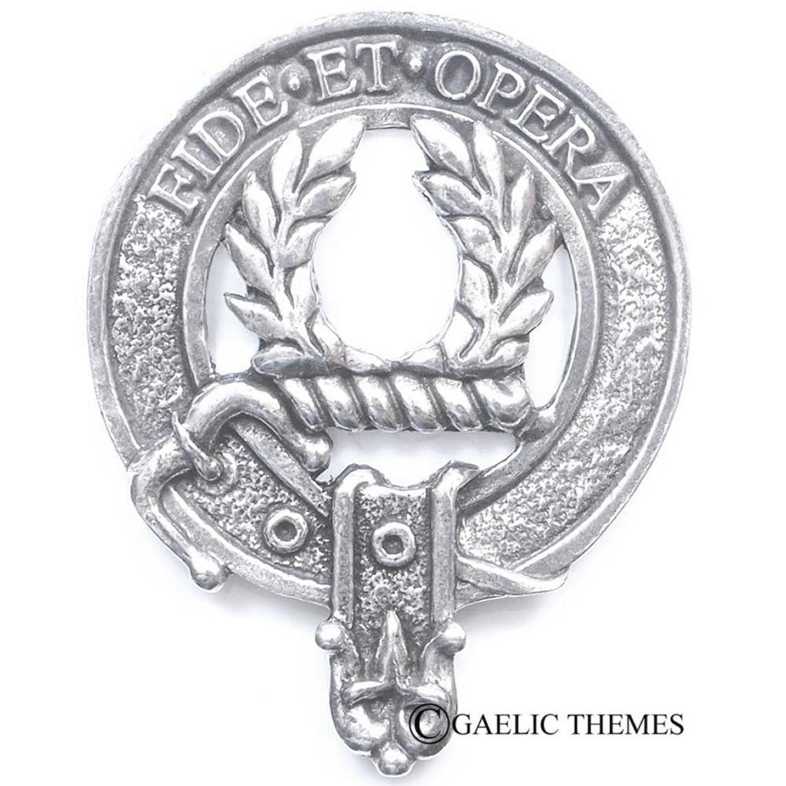 MacArthur Clan Badge