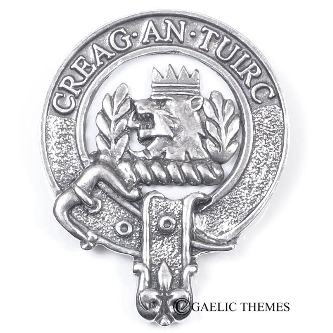 MacLaren Clan Badge