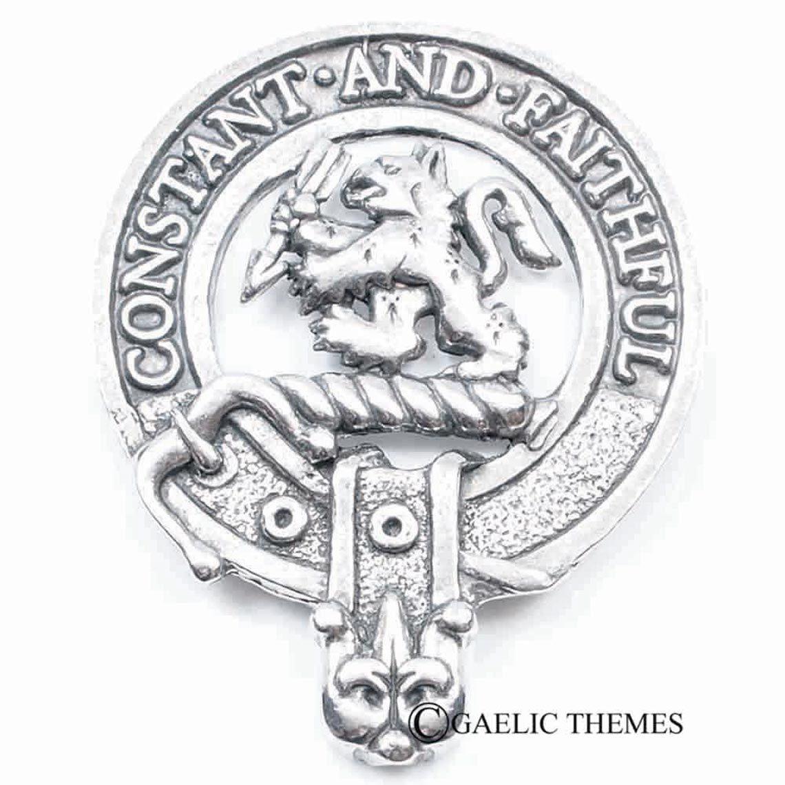 MacQueen Clan Badge