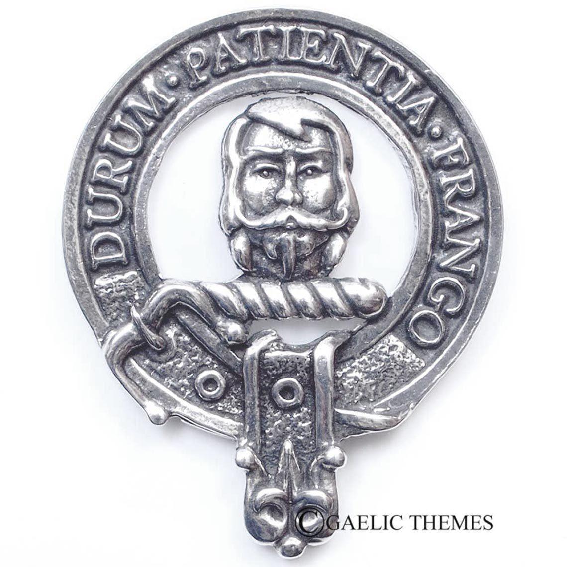 Muir Clan Badge
