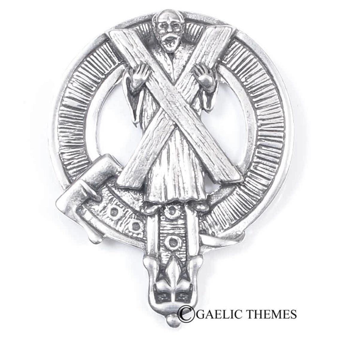 St Andrews Clan Badge