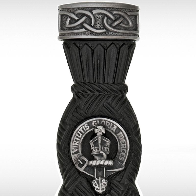 Clan Celtic Sgian Dubh