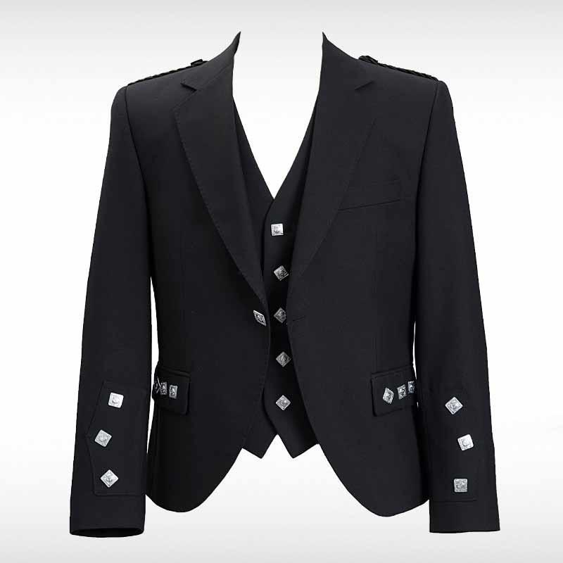 Black Crail Jacket