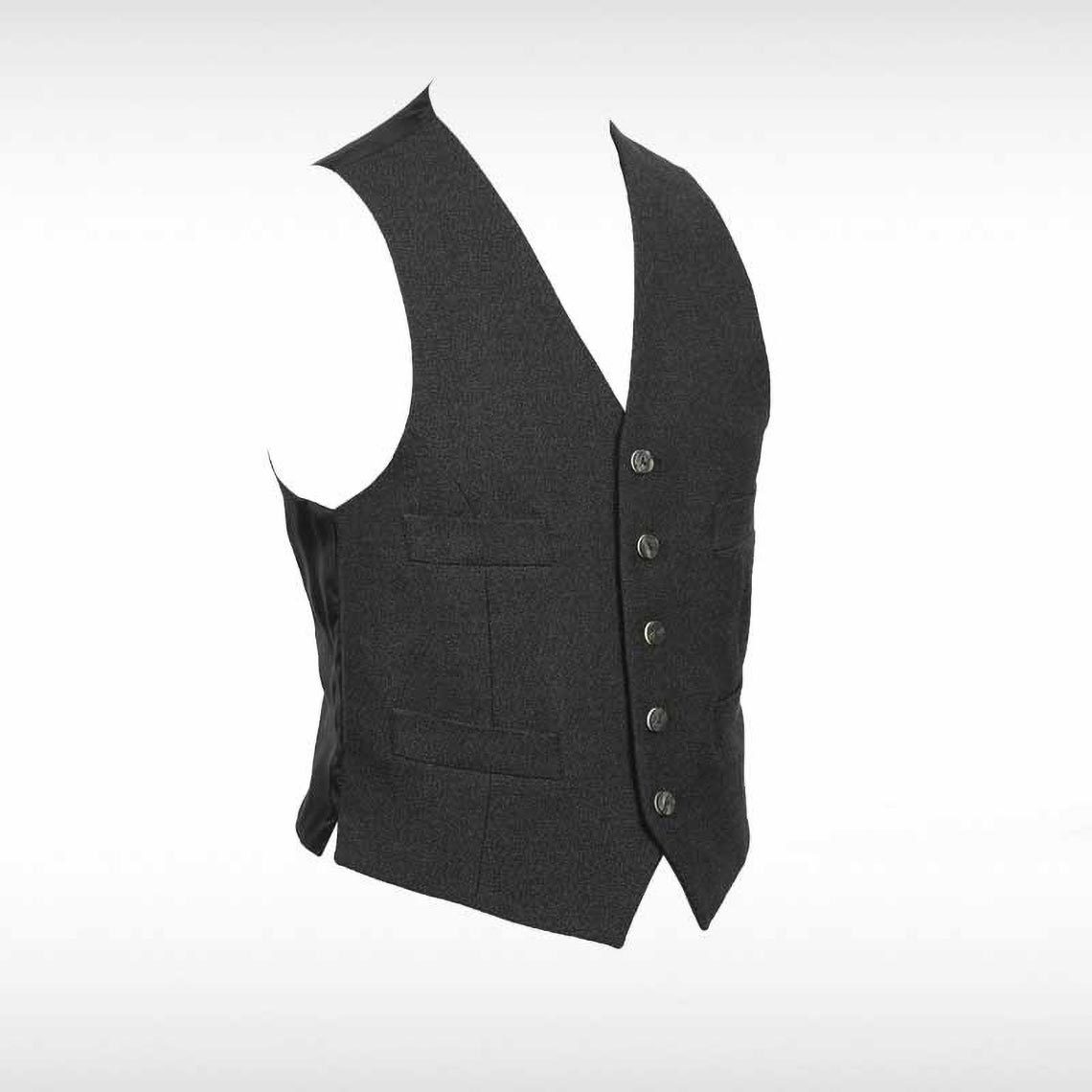 Charcoal Crail Jacket & Waistcoat