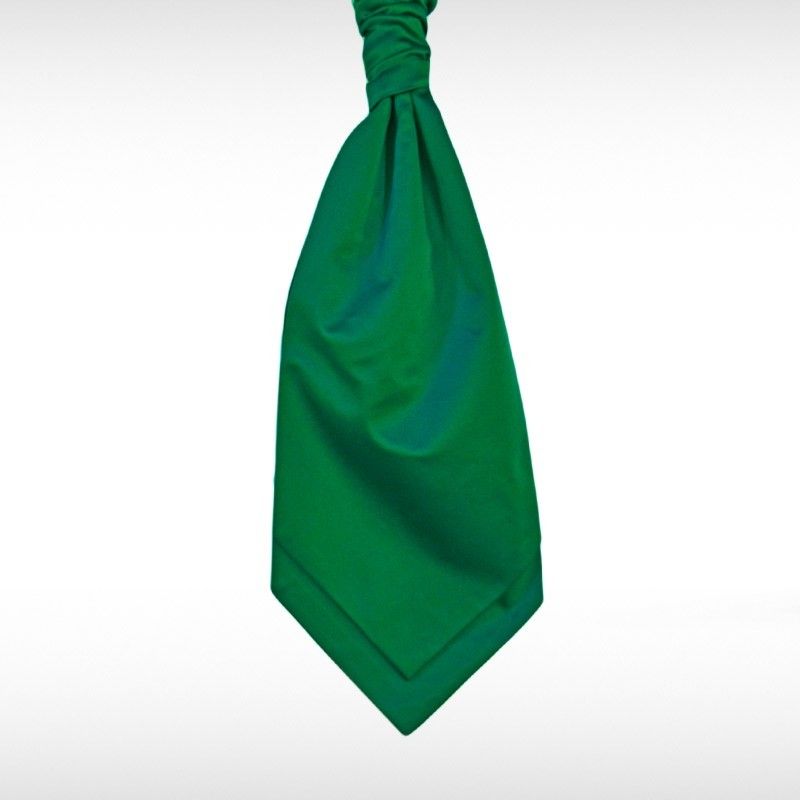 Bottle Green Cravat