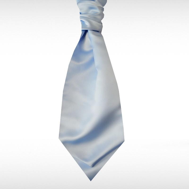 Pastel Blue Cravat