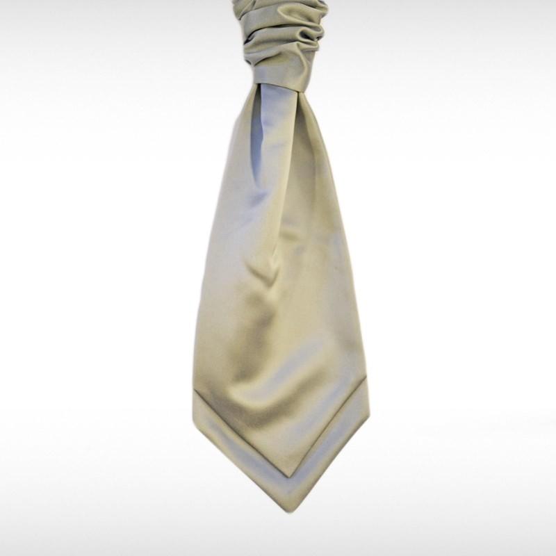 Silver Cravat
