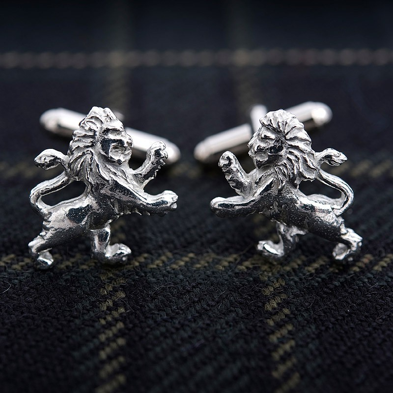 Pride Lion Cufflinks