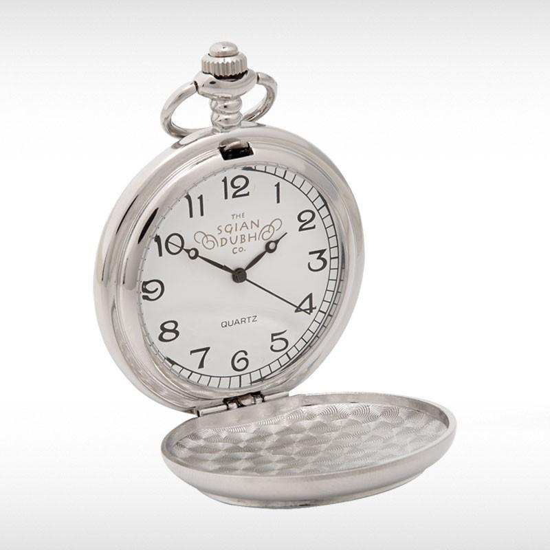 Three Thistles Pocket Watch